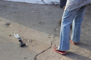 Street sweeper