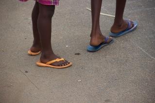 Hopscotch Feet